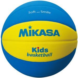 ミカサ MIKASA キッズバスケットボール SB5YBL