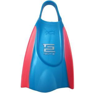 Soltec‐swim ソルテック 【限定カラー】 ハイドロ・テック2フィン スイム ソフトタイプ ブルー×チェリーピンク Sサイズ 203100