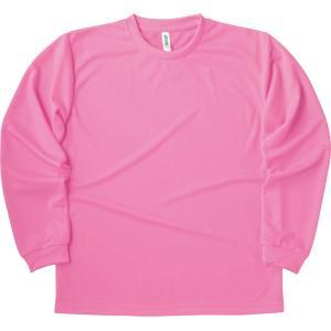 トムス TOMS 4.4オンス ALT ドライロングスリーブT 00304B ピンク