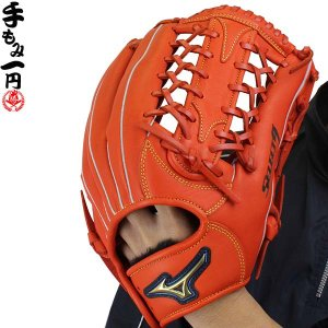 ミズノ/ソフトボール用グローブ/セレクトナイン/オールラウンド/右投げ/ソフトボールグラブ/ソフトボール/グローブ/3号/mizuno/1ajgs16640-52|sports-musashi