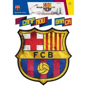 f c バルセロナ ウォール ステッカー ロゴ fc barcelona wall sticker