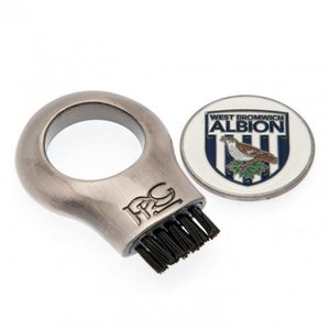 West Bromwich Albion F.C. Gruve Brush & Marker / ウ...