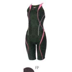 【特別価格・35%OFF】スピード 競泳水着 SD46H03 FP サイズ女SS FLEXCubeウイメンズオープンバックニースキン FINA承認 2017年season1モデル|sports-will
