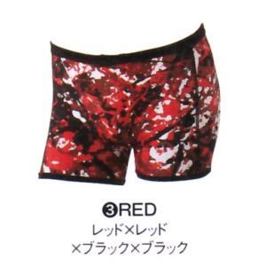 【特別価格・45%OFF】アリーナ 練習水着 KKAR48 RED サイズ男M ミッドタフ タフスーツ 2016年秋冬モデル|sports-will