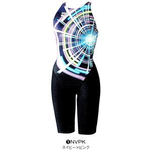 【特別価格・35%OFF】アリーナ 競泳水着 FAR7540W NVPK サイズ女S ハーフスパッツ(クロスバック) FINA承認 2017年秋冬モデル sports-will