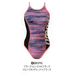 アリーナ 練習水着 SAR8121W BKPK サイズ女SS スーパーフライバック タフスーツ 2018年春夏モデル sports-will