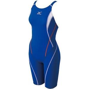 【特別価格・30%OFF】ミズノ 競泳水着 N2MG624080 サイズ女XL ハーフスーツ(オープン) FINA承認 2017年春夏モデル sports-will