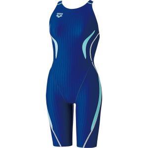 【特別価格・40%OFF】アリーナ 競泳水着 ARN7050W DBMT サイズ女O セイフリーバックスパッツ(着やストラップ) FINA承認 2017年秋冬モデル sports-will