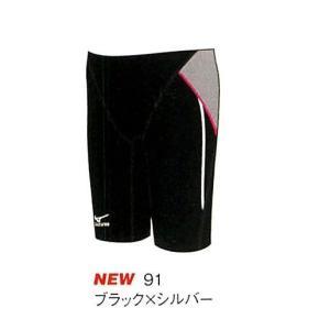 【特別価格・40%OFF】ミズノ 競泳水着 N2MB502591 サイズ男XS ハーフスパッツ FINA承認 sports-will