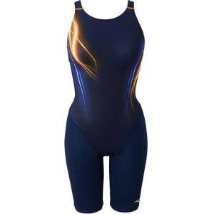【特別価格・30%OFF】ミズノ 競泳水着 N2MG824514 サイズ女M ハーフスーツ(オープン) FINA承認 2018年春夏モデル|sports-will