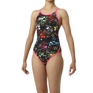 アリーナ 練習水着 DIS9303W BMLT サイズ女M スーパーフライバック タフスーツ Disney 2019年春夏モデル|sports-will