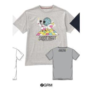 【期間限定・50%OFF】アリーナ Tシャツ DIS3318 GRM サイズ男性用XL|sports-will