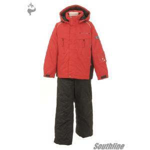 SOUTHLINE(サウスライン) SLB-3351 12-13MDL ジュニア ボーイズスキーウェア sports