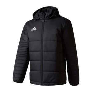 adidas(アディダス) DKS81 TIRO17 パデットジャケット メンズ サッカー ハーフコート|sports