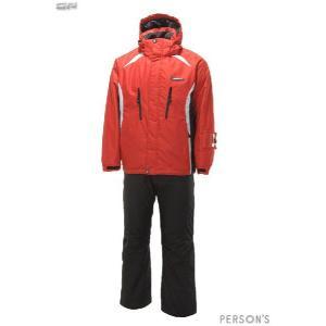 大人用 メンズ スキーウェア 上下セット☆RED PSM-5431 PERSONS(パーソンズ) 2013-2014 FW sports