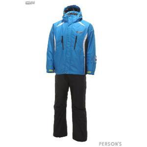 大人用 メンズ スキーウェア 上下セット☆BLU PSM-5431 PERSONS(パーソンズ) 2013-2014 FW sports