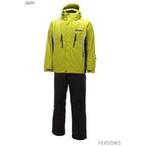 大人用 メンズ スキーウェア 上下セット☆GRN PSM-5431 PERSONS(パーソンズ) 2013-2014 FW sports