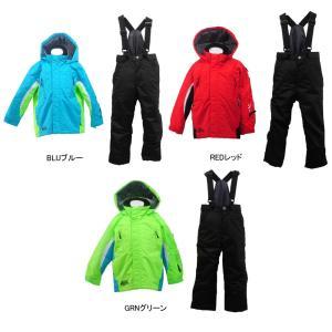 JOY RIDE(ジョイライド) JOT-5345 キッズ 子供用 ガールズ スキーウェア スノーボード 上下セット 雪遊び|sports