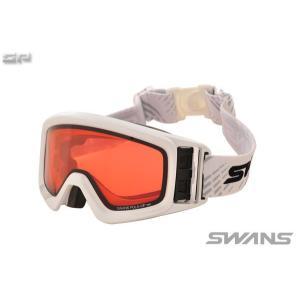 SWANS(スワンズ) HELI-PDH 大人向け 偏光ピンクレンズ スノーゴーグル 透過率33% sports