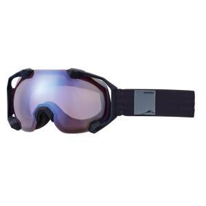 SWANS(スワンズ) C2N-CU/MDH-SC-PAF アイスミラー 球面調光ULTRAレンズ スキー スノーゴーグル 透過率17-35%|sports