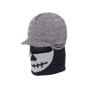 PHENIX(フェニックス) PS8G8HW83 Trick 2-way Boys Brim Cap ジュニア スキー 帽子|sports