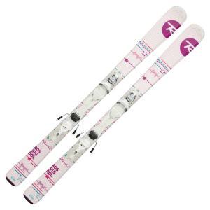 ROSSIGNOL(ロシニョール) RAFJY03/FCFD032-G FUN GIRL XPRESS JR スキーセット ビンディング付き オンピステ|sports