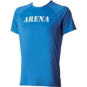 2014-2015 FW ARENA(アリーナ) ASF-4841 T-body HS ラッシュガード 大人用 半袖Tシャツ|sports