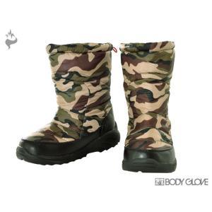 BODY GLOVE(ボディグローブ) BG777 スノトレシューズ 防水・防寒・防滑 ウィンターブーツ 冬用長靴|sports