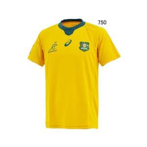 【Fabric】 本体:ポリエステル100%  オーストラリアのラグビーチーム、ワラビーズの応援用レ...