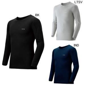 モンベル mont-bell ジオラインM.W.ラウンドネックシャツ Men's #1107282 sportsasahi