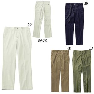 【Fabric】 本体:コットン68% ポリエステル32%/ウエストベルト裏:コットン100%  吸...