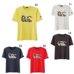 カンタベリー canterbury S/S Tシャツ 2015SS NEW  RA35414 50%OFFセール sportsasahi
