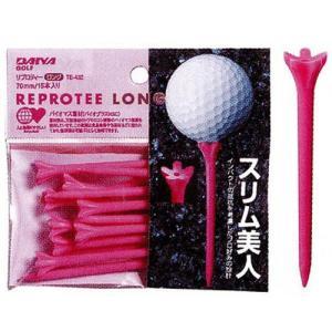 ゴルフ ゴルフ用品アクセサリー スリム美人 リプロティーロング ピンク TE-432 PNK