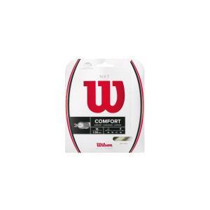 WILSON ウィルソン NXT 16 WRZ942700 テニス ストリングス NATURAL