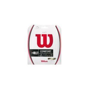 WILSON ウィルソン NXT 17 WRZ942900 テニス ストリングス NATURAL
