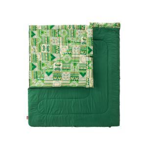 コールマンCOLEMAN ファミリー2 IN1/C10 2000027256 キャンプ用品 寝袋 ス...