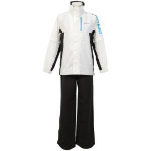 (セール)Number(ナンバー)ゴルフ メンズレインウェア ストレッチレインウェアー NB-Y16-202-029 ホワイト|sportsauthority