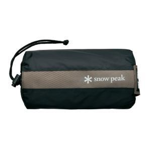 Snow Peak スノーピーク マット&ピロー TM-094R キャンプ用品 スリーピングバッグア...