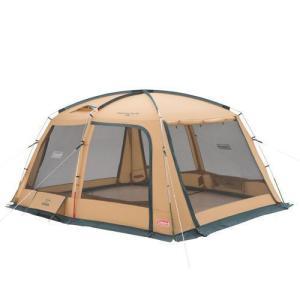 (送料無料)COLEMAN(コールマン)キャンプ用品 ファミリータープ タフスクリーンタープ/400 2000031577|sportsauthority