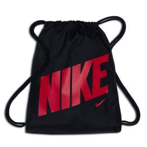 (セール)NIKE(ナイキ)スポーツアクセサリー ナップサック ナイキ YA グラフィック ジムサック BA5262-016 ジュニア MISC ブラック/ブラック/(ラッシ...