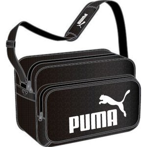 (送料無料)PUMA(プーマ)スポーツアクセサリー エナメルバッグ トレーニング PU ショルダー ...