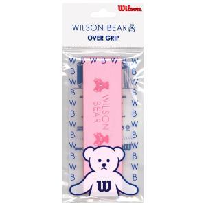 WILSON(ウィルソン)ラケットスポーツ グリップテープ PRO OVERGRIP BEAR PK...