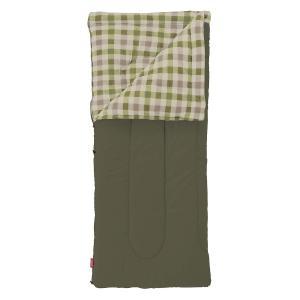 (セール)COLEMAN(コールマン)キャンプ用品 スリーピングバッグ 寝袋 封筒型 フリースEZキ...