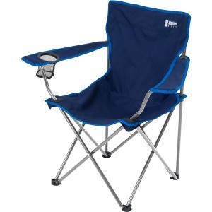 (セール)Alpine DESIGN(アルパインデザイン)キャンプ用品 ファミリーチェア アームチェア AD-S19-015-050 ブルー|sportsauthority