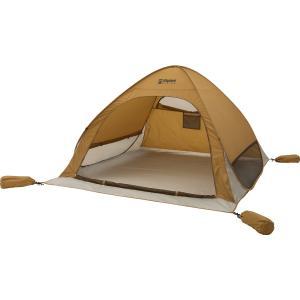 Alpine DESIGN(アルパインデザイン)キャンプ用品 サンシェード ワイドフルクローズ ポップアップサンシェード AD-S19-015-064 BRN コヨーテブラウン|sportsauthority