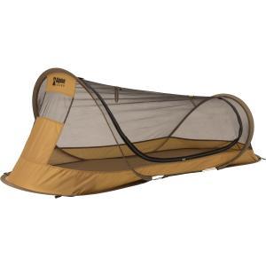 Alpine DESIGN(アルパインデザイン)キャンプ用品 サンシェード ポップアップメッシュシェルター AD-S19-015-067 BRN コヨーテブラウン|sportsauthority