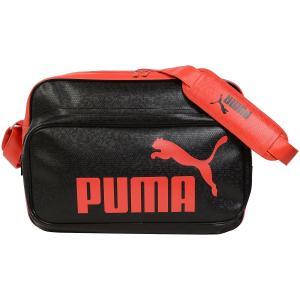 PUMA(プーマ)スポーツアクセサリー エナメルバッグ トレーニング PU ショルダー M 7537...