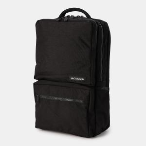 ビジネスシーンを想定して作成されたバックパック。PCポケットはもちろんオーガナイザーポケットもついて...