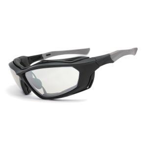 EPS 6080-2 EYEPROTECTION-6080 スポーツアクセサリー サングラス MATTE BLACK/GRAY|スポーツオーソリティ PayPayモール店