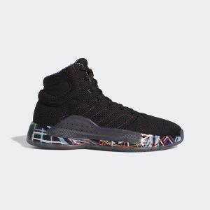 (セール)(送料無料)adidas(アディダス)バスケットボール シューズ PRO BOUNCE MADNESS 2019 BTF01 G27764 メンズ コアブラック/アクティブレッドS19...